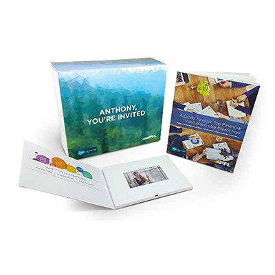 Video Mailers
