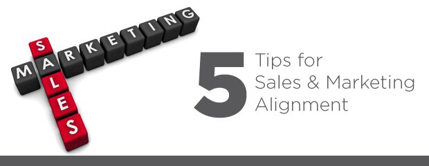 5 Tactics for Sales and Marketing Alignment