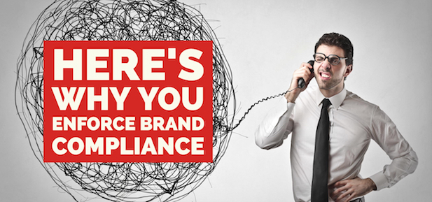Enforce Brand Compliance