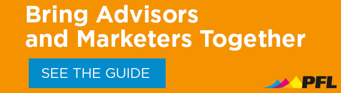 Learn how to bring marketers and advisors together