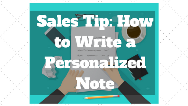 sales tips graphic