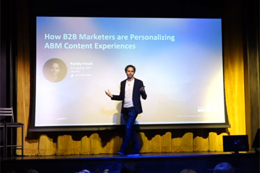 Why B2B Marketers Need to Personalize ABM Content