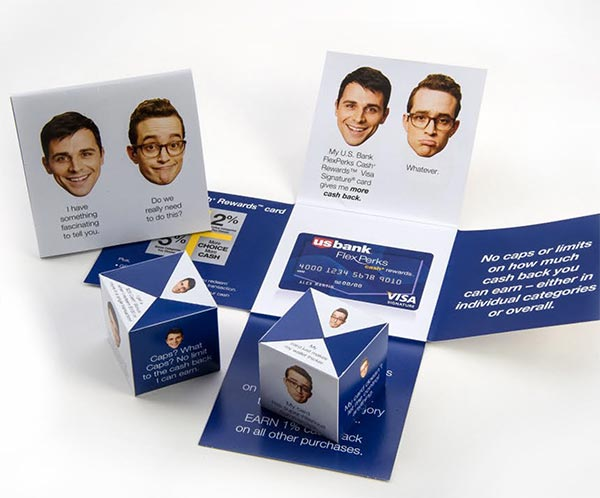 US Bank Direct Mail Example