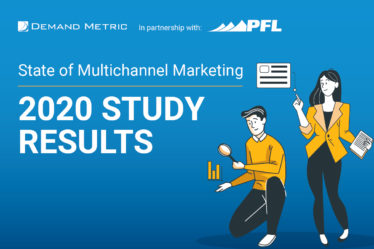The 2020 State of Multichannel Marketing report has 100+ eye-popping statistics.