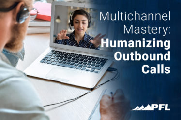 This case study shows that when you humanize the way your sales reps connect with prospects for outbound calling, you can see big wins.