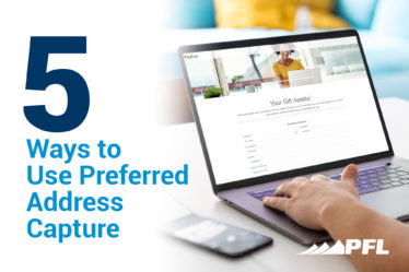 Learn five ways to capture your audience's preferred address so you can connect directly.